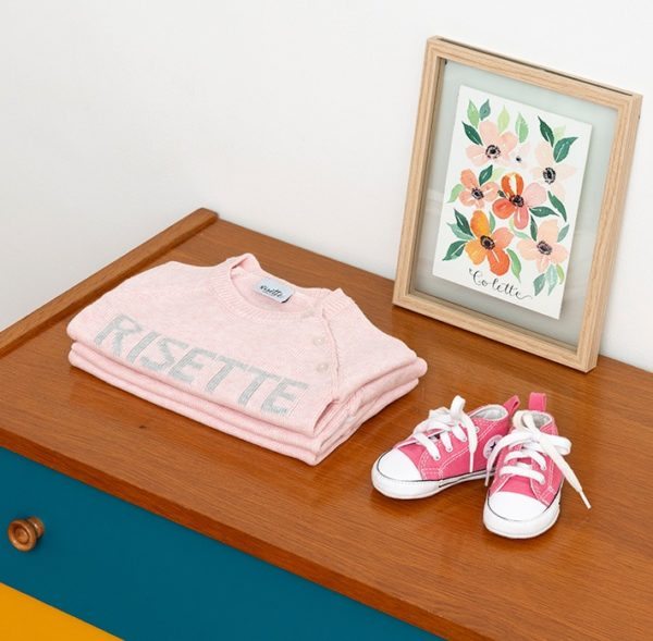 produit-pull-maille-bebe-rose-comode