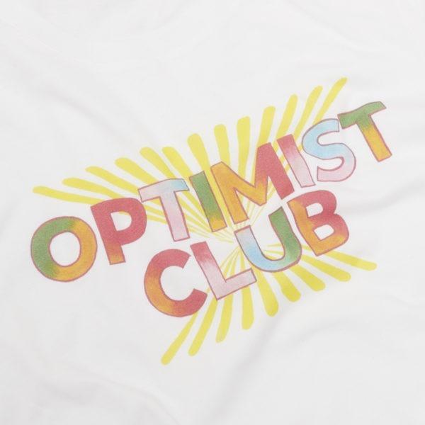 T-shirt Optimist Club zoom motif 2